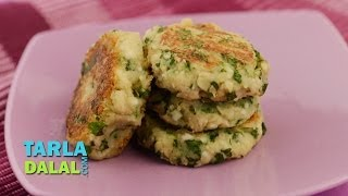 Mint and Masoor Tikki..