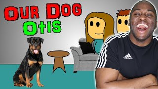 Brewstew - Our Dog Otis Reaction