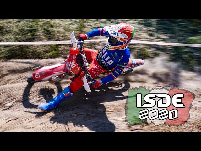 Best-of ISDE Italie 2021   J3