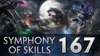 Dota 2 Symphony of Skills 167