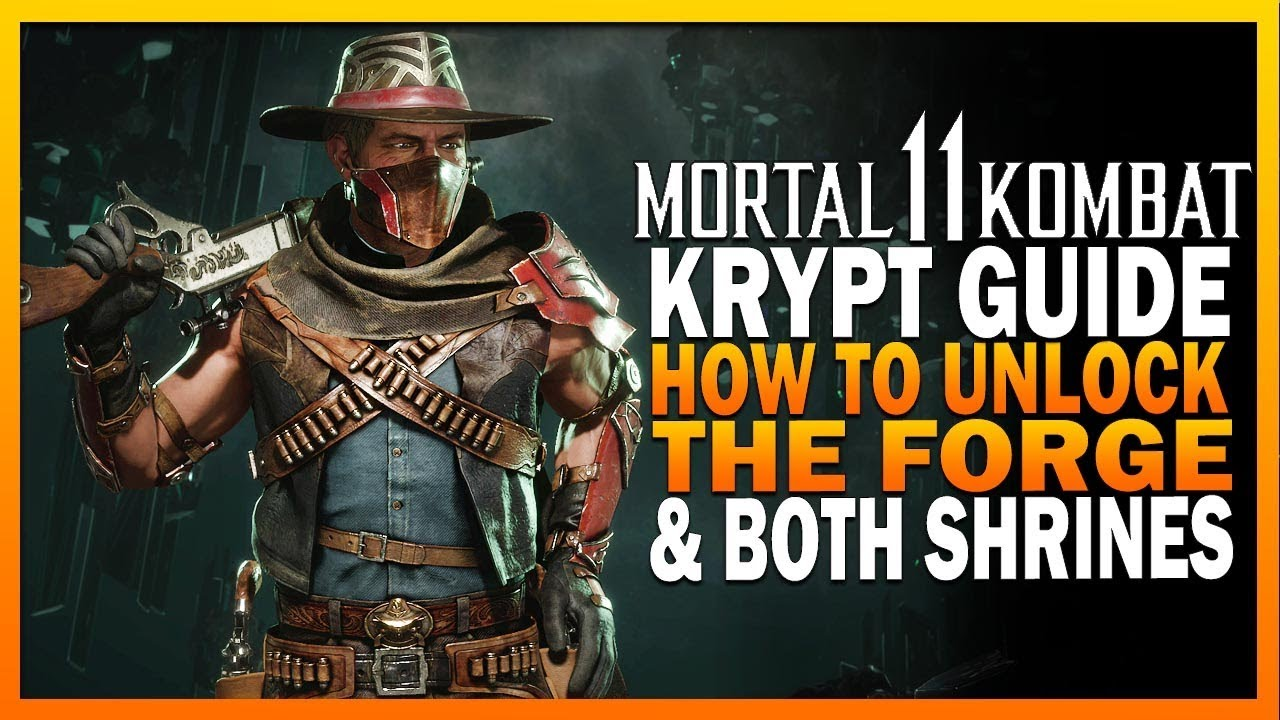 Sava video -Mortal Kombat 11 Krypt Guide Part 1 - How To