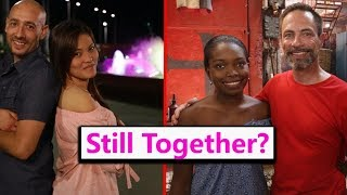 Which 90 Day Fiance: Before the 90 Days couples are still together? Season 1 to 3