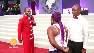 God reveals the father of her child after being unknown (Accurate prophecy with Alph LUKAU)