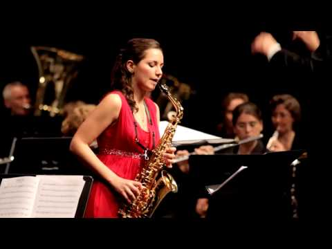 Birds von T Mashima, 1 Satz Swallow Symphonisches Blasorchester Norderstedt mit Asya Fateyeva