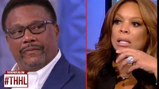 Judge Mathis Calls Wendy Williams A Crackhead (History Of Beef) Reason Why He Snapped.