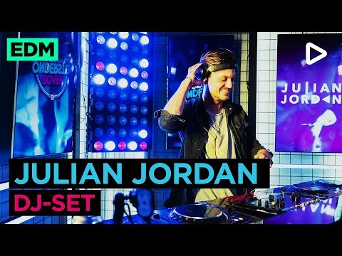 Julian Jordan (DJ-set) | SLAM!
