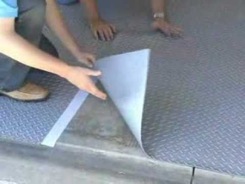 Garage Floor Mat Concrete Floor Protector Mats All Weather