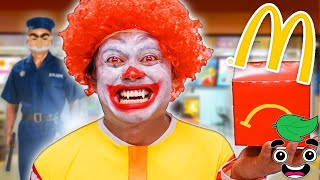 10 Things Not To Do at MCDONALDS..