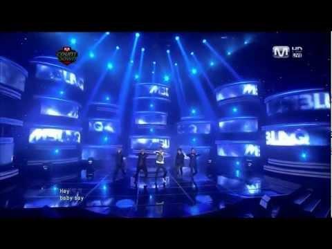 [HD] MBLAQ - Intro + Cry live (中字)