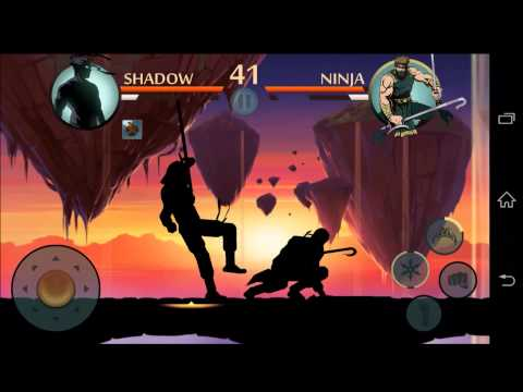 SHADOW FIGHT 2 DUEL: CLOSE BORDER SURVIVAL with Ninja Sword