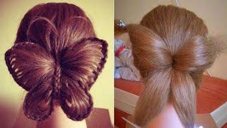 6 kiểu tóc dễ thương đi học - Làm tóc cho sinh viên học sinh