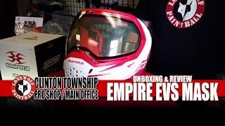 Маска Empire EVS
