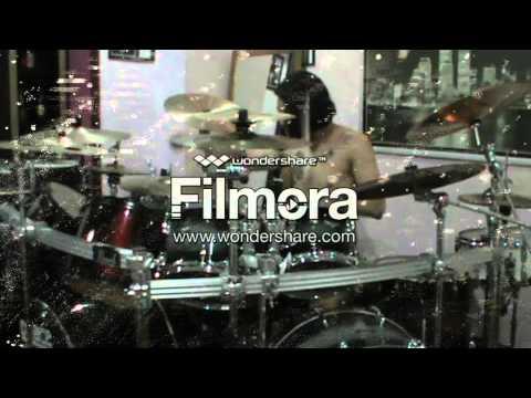 Asking Alexandria -Send Me Home drum cover (KingZ AngeL)