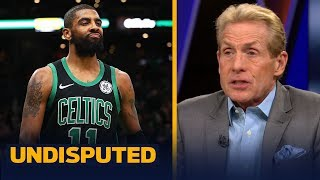 Skip Bayless believes LeBron 'desperately' wants to reunite with Kyrie Irving | NBA | UNDISPUTED