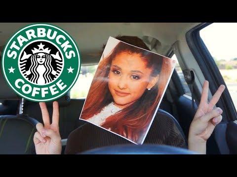 Ariana Grande Drive Thru Prank
