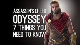 Assassin's Creed Odyssey: 7 Things You Need to Know About AC Odyssey