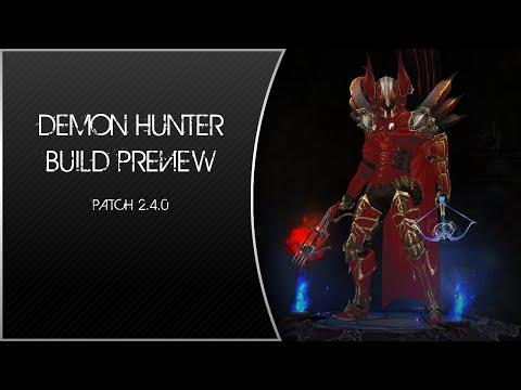 Natalyas Demon Hunter Build Season