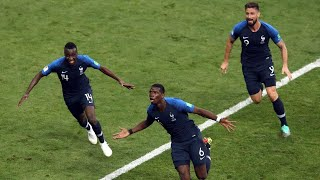 France could dominate international soccer for years to come
