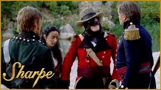 Sharpe Assists Major Septimus Pyecroft | Sharpe