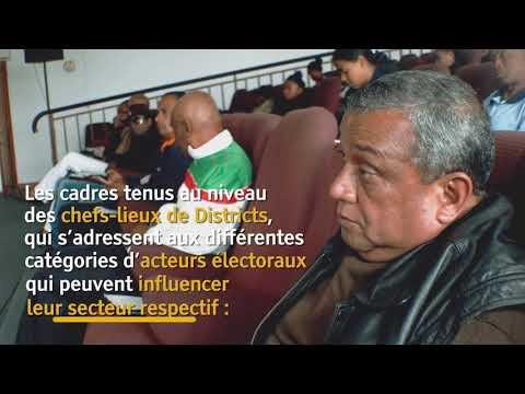 Espaces de Dialogue - PEV Madagascar
