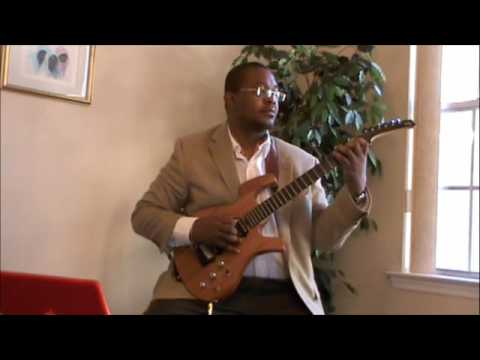 Prof. Joël C Johnson: Demo For Parker's P44 Guitar (No Effects)