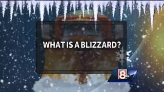 Winter Weather 101: Is It Really a Blizzard?