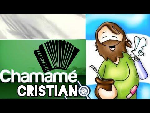 CHAMAME CRISTIANO CON RECITADO Y SAPUCAI