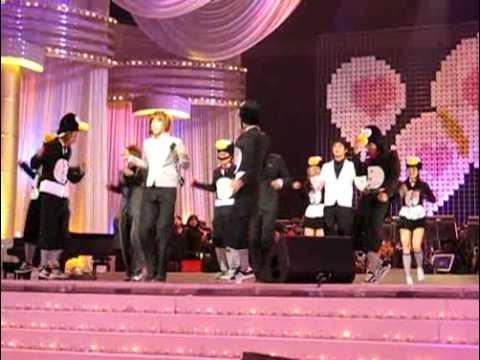 TVXQ)Balloon rehearsal(suit ver.)