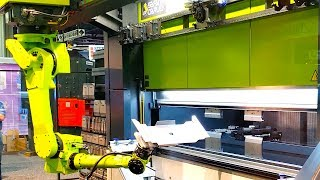 Automated Manufacturing Robots - FABTECH