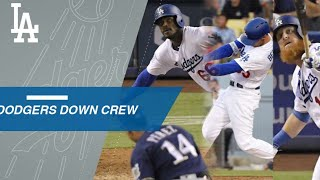 Dodgers belt 7 homers in big win