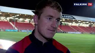 Scott Harrison - Post Dunfermline Athletic