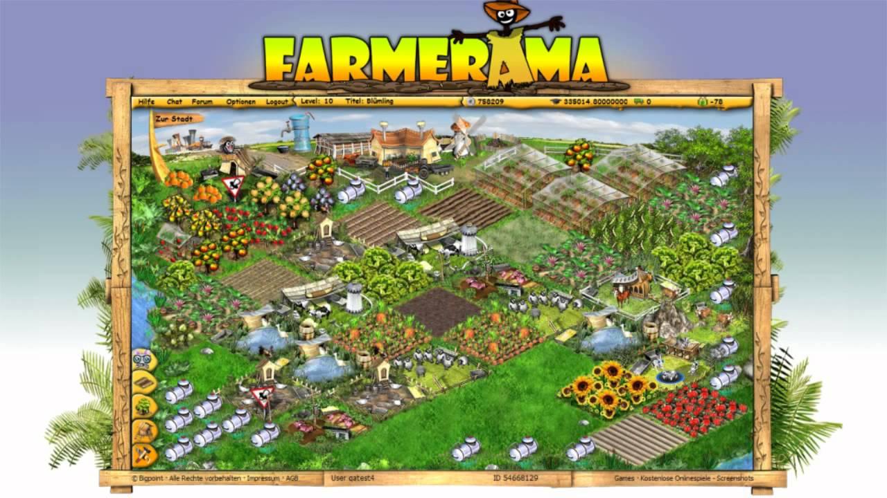 Google Farmerama