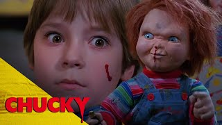 Andy Barclay vs Chucky   Chucky Official