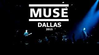 Muse - Dallas 2015 FULL CONCERT Multicam