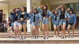 [THPT Tiên du 1] 12A2 Nhảy hiện đại cực hay!??:))