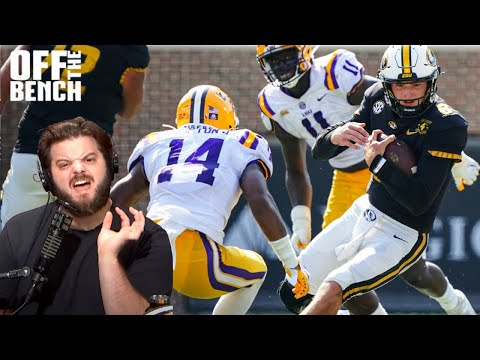 T-Bob's Game Takes: LSU's Defense is Completely Broken