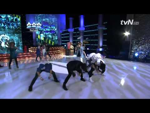 Dana & Sunday ( CSJH ) ft. Amber ( f(x) ) - Caution (Jul 31, 2011)