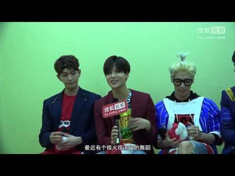 搜狐視頻-專訪SHINee:我們都是平時不愛笑的真男人