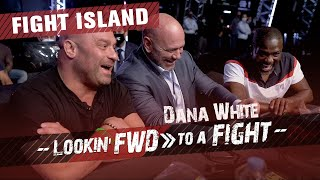 Dana White: Lookin' FWD to a Fight – Return to Fight Island Ep. 2