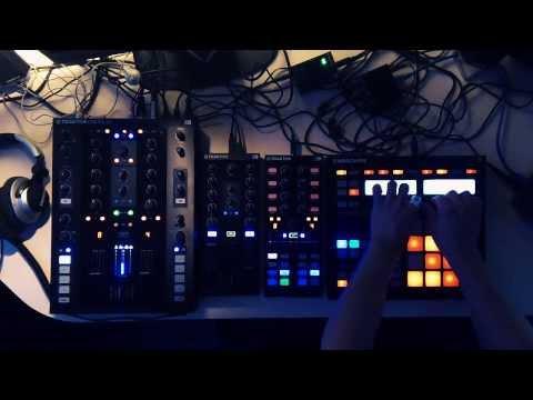 Maschine Electro/Deep Beat - ParisdisiaK