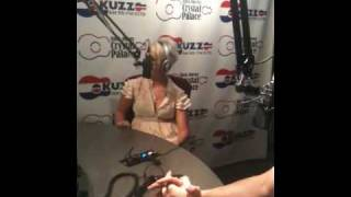 @kuzzradio [Steel Magnoila hangs out with Chris Conner b...]