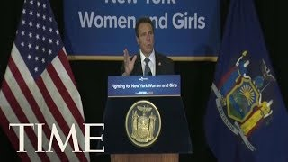 Andrew Cuomo: 'We Will Reach Greatness When Every American Is Fully Engaged'   TIME