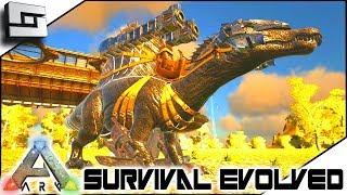SPINEBREAKER BOSS TAME! ARK: Survival Evolved - S2E17 ( Modded Ark w/ Pugnacia Dinos )