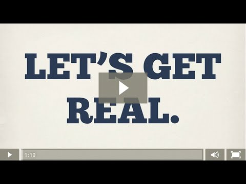 Make Tech Better - Let's Get Real
