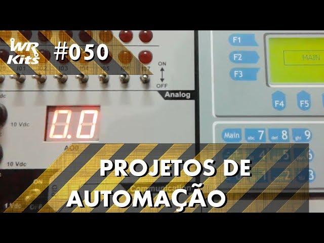 PROTEÇÃO DE DADOS NO CLP ALTUS DUO | Projetos de Automação #050