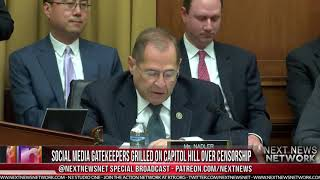 """Dem Rep. Nadler Compares 'Russian Hacking"""" to September 11 Attacks and Slams Trump's Helsinki Summit"""