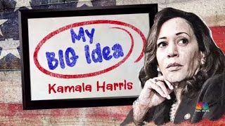 Kamala Harris Shares 'My Big Idea' For Raising Teacher Pay | NBC Nightly News