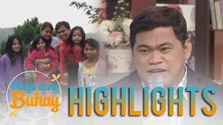 Magandang Buhay: Ogie Diaz shares how his family budget their money