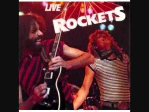 The Rockets- Born in Detroit(Live!)