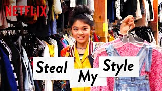 Steal My Style 👛 The Baby-Sitters Club   Netflix Futures
